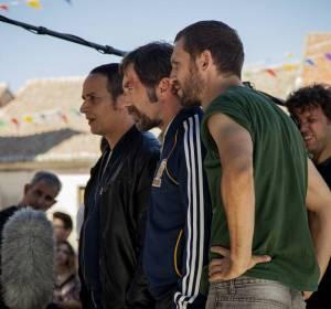 Callejo, De La Torre y Arévalo en 'Tarde Para la Ira'