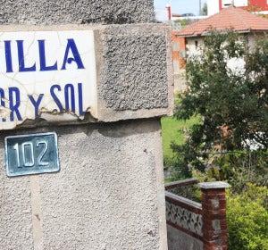 Villa que inspiró la residencia de Oliver