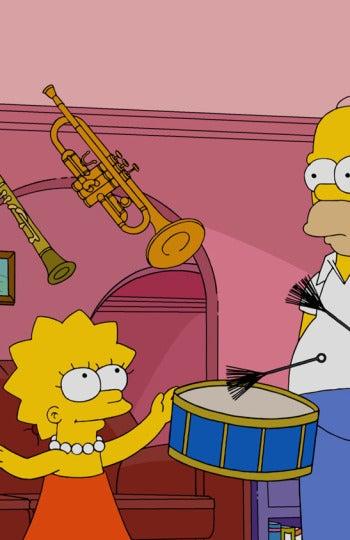 'Los Simpson' en un guiño a 'Chronicle'