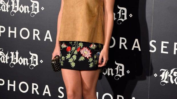 Andrea Duro se convierte en el fashion crime de la semana