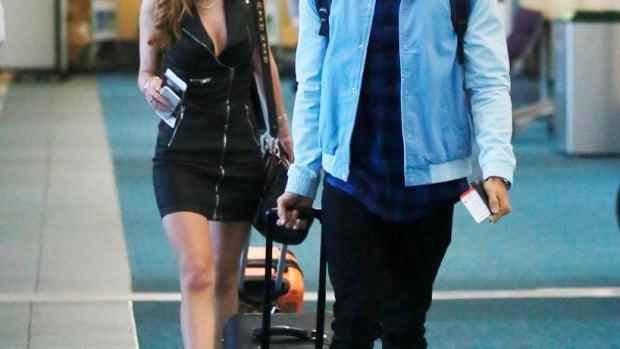 Patrick y Bella Thorne, pillados juntos