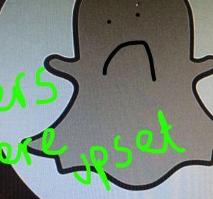 Nuevas condiciones de Snapchat