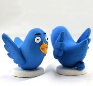 Caganer de Twitter