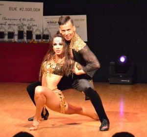 Los campeones, Adrián y Anita