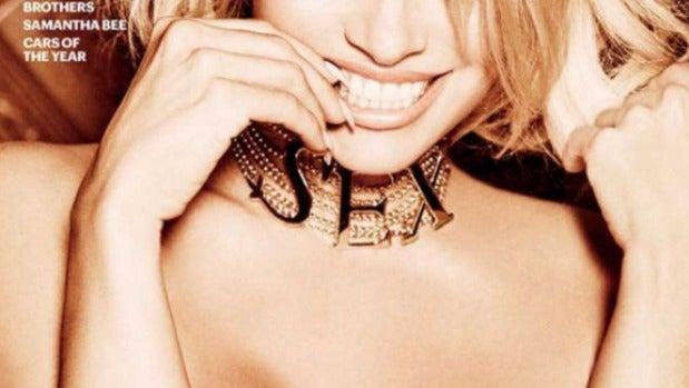 Pamela Anderson será la última en posar desnuda para Playboy