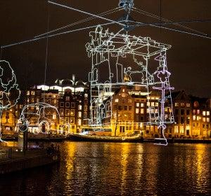 Festival de la Luz de Ámsterdam