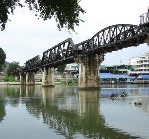 Puente de Kanchanaburi