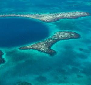 El Gran Agujero Azul, Belize