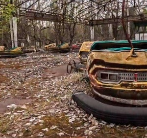 Pripyat en Ucrania (Europa)