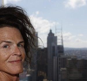 Norrie May-Welby, primer australiano en registrarse como