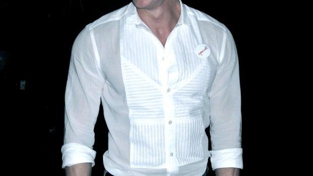 El diseñador Felipe Varela