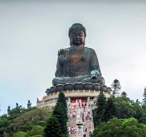 Buda Gigante de Lantau, China