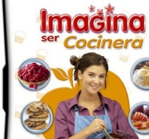 Imagina ser cocinera