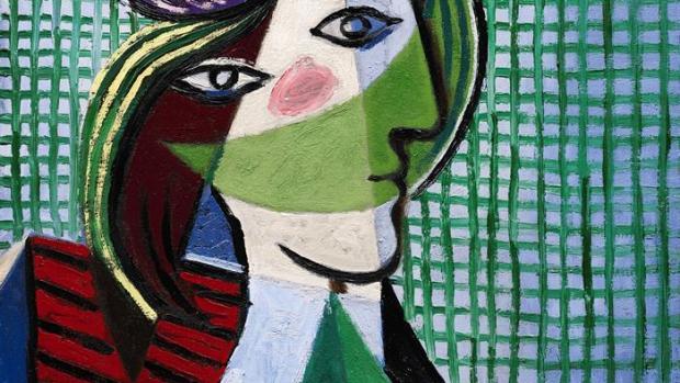 'Tête de femme', de Picasso