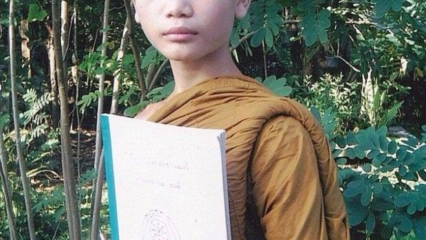 Mimi Tao, monje budista