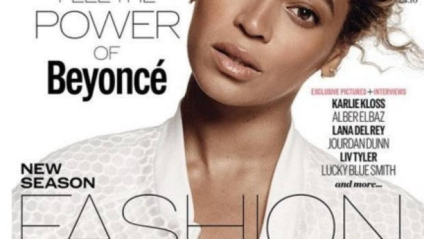 Beyoncé habla sobre su colección de ropa