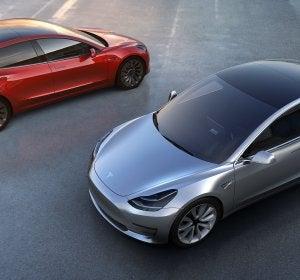 Imágenes del Model 3