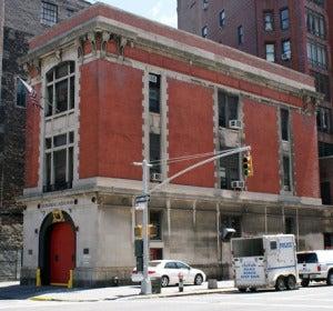 Histórica estación de bomberos de Tribeca (Nueva York)