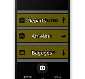 Traductor automático de Android