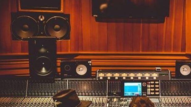 Kesha y Zedd en el estudio