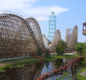 El Toro del Six Flags Great Adventure