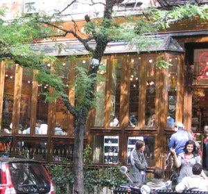 Café Lalo's en Manhattan