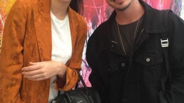 J Balvin junto a Kendall Jenner