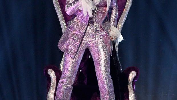 Madonna en tributo a Prince