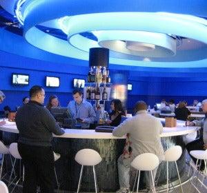 restaurante de JetBlue en la Terminal 5