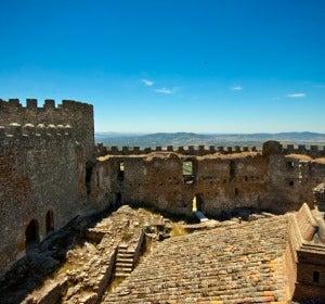 Castillo de Montánchez (Cáceres)