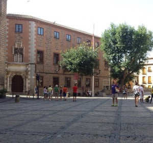 Plaza del Diamantista de Toledo