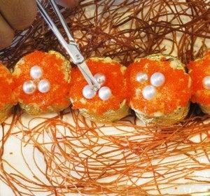 El sushi que creo Angelito Araneta
