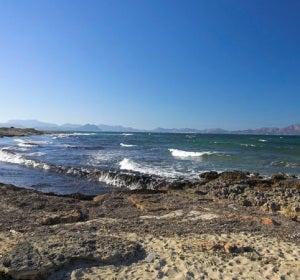 Playa de Na Patana, Santa Margalida