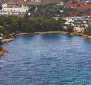 Playa de Ses Roquetes, Santa Eulalia del Río