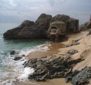 Cala de La Musclera (Arenys de Mar)
