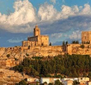 Vista de Alcalá La Real (Jaén)