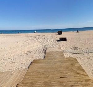 Playa de l'Ahuir Playa Can (Gandía, Valencia)
