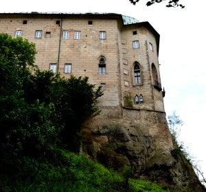 Castillo de Houska (Chequia)