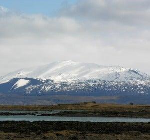 Volcán Hekla (Islandia)