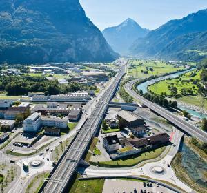 Túnel de San Gotardo (Suiza)
