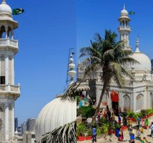 Santuario de Haji Ali Dargah, Mumbai, India