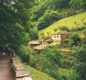 Os Teixois, Asturias