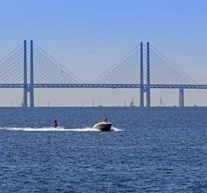 Puente del estrecho del Oresund