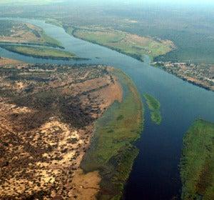 Kazungula, un punto de encuentro de cuatro países africanos