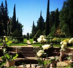 Palacio y Jardines de cuento