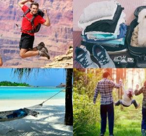 ¿Sabes ya qué tipo de viajero eres?