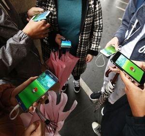 Haz turismo cazando Pokemón