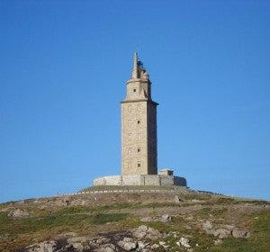Torre coruñesa de Hércules