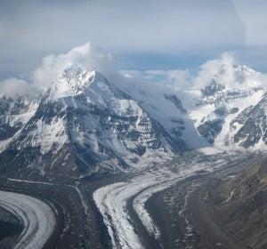 Montañas del norte de Alaska