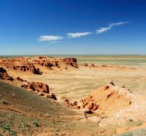 Desierto de Gobi (Mongolia)